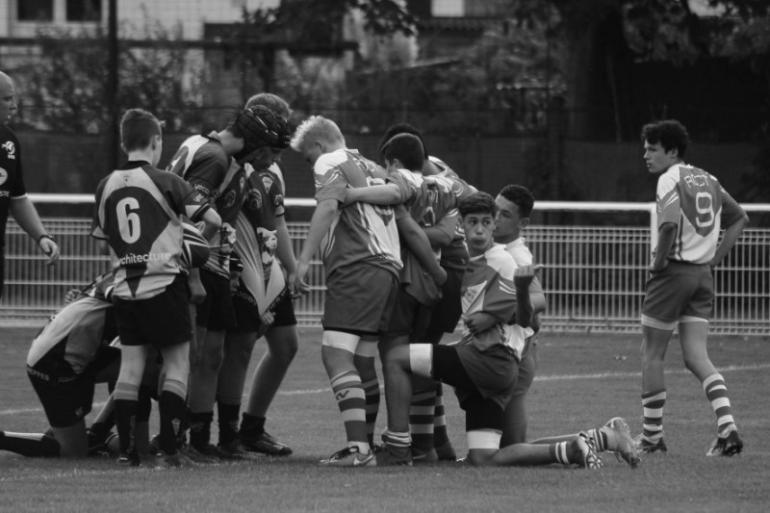 U16 - Champion des Hauts de France - Rugby à 10.