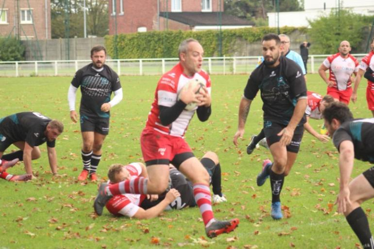 20.09.2020 - Championnat Promotion Honneur - Rugby Olympique Club Tourcoing - Touquet Etaples Rugby Club