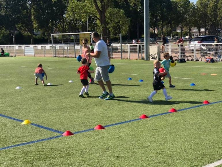 22/09/2019 - Création d'une nouvelle catégorie au sein du Rugby Olympique Club Tourcoing,  Le